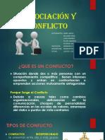 Negociación y Conflicto