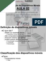 PDM_ Aula 02 (Plataforma Android)