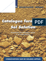 Formation Sol Solution