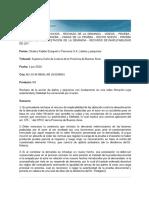 BUE_01072016_Stratico Fabián Ezequiel c Ferrovías S.a. s. Daños y Perjuicios
