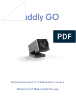 Huddly GO Product Presentation 2017