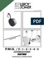 P.M.G.  0 - 1 - 2 - 3 - 4 - 5
