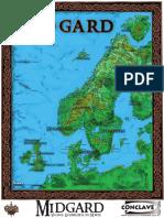 Vikings Guerreiros Do Norte - Mapa