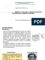 Cap i - Fundamentos y Leyes de Circuitos Electricos