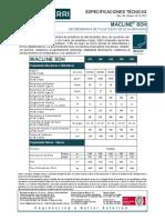 TDS MX Ficha Técnica Macline SDH (1)