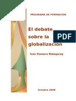 2InesRomero El Debateglobalizacion
