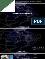 Presentación - Ing. Luis Cutti Flores