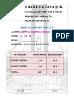 Resistencia II - Aut1 - 2017-2018 Cii