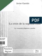 La Crisis de La Segunda Edad
