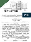 IBPN Interbehavioral Psychology Newsletter (Nro 1 a 24, 1970 a 1996)