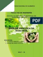 Guía de Ecología