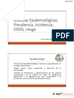 Medidas Epidemiológicas