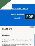 Clase 1 Circuito Electrico