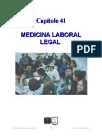 41 Medicina Laboral Legal