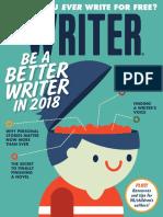 The Writer - January 2018