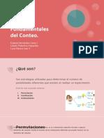 Principios Fundamentales Del Conteo.