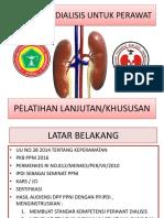 11. Pendidikan Berkelanjutan Perawat Dialisis (Toni Rahmat Jaelani, s.kep.Ners)