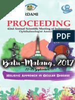 Proceeding PIT42PerdamiMalang2017