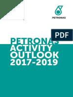 Petronas Activity Outlook 2017 2019