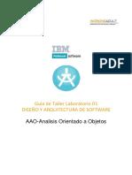 WA_Diseño Arquitectura Software - Laboratorio 01 ADOO