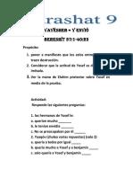Parashat Vayésheb # 9 Adol 6017