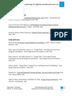 Reichwein, Stephen - Final Report - Bibliography