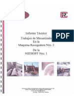Informe de  Trabajo de mecanizado en sitio y colocación de bocina - Refractary PC C.A..pdf