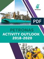 PETRONAS Activity Outlook 2018-2020
