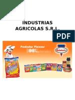 INDUSTRIAS AGRICOLAS S