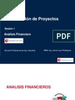 Sesión 1 -Análisis Financiero