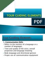 116881616 Tour Guiding Elements