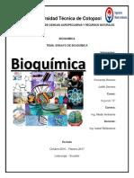 Proyecto de Bioquimica Terminado