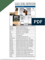 Botellas y Frascos Plasticos