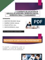 Locación de Servicios y Planeamiento Power Point