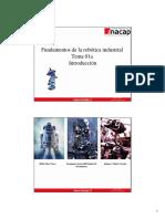 Tema 01a Introducción a La Robotica