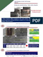 Study on Weld Seam Surface Deposits of CuSi3 CMT Brazing