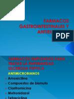 Farmacos Gastrointestinales y Antiemeticos-1