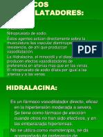 9 - Vasodilatadores (1)