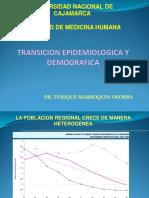 u1t1. Transicion Demografica Transicion Epidemiologica. Clase 2016