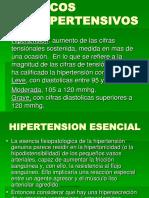 5 - Fármacos Antihipertensivo