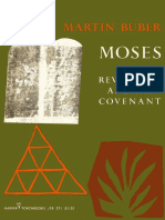 Buber, Martin - Moses; The Revelation and the Covenant (1946) +