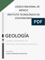 Archivo de Geologia