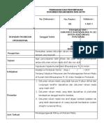 Sop Pemisahan Dan Penyimpanan Dokumen