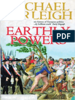 Burleigh, Michael - Earthly Powers; Religion and Politics in Europe from the Enlightenment to the Great War (2005) +