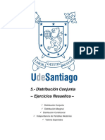 5. Probabilidad Conjunta - Ejercicios Resueltos y Propuestos (2)