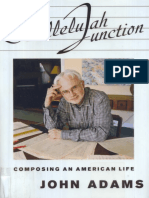 John Adams, Hallelujah Junction Composing an American Life