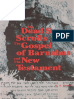 Yusseff, M.A. - The Dead Sea Scrolls, The Gospel of Barnabas, & the New Testament, 2nd Ed. (1993) +