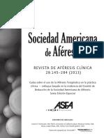 Guia ASFA 2013 Español