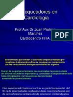 B-bloqueadores en Cardiologia