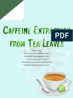 extraction tea lab